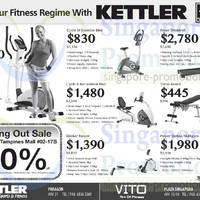 Read more about Kettler Moving Out Sale @ Tampines Mall 6 - 16 Jun 2014