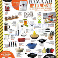 Read more about Isetan Scotts Up To 70% Off European Household Bazaar 13 - 26 Jun 2014