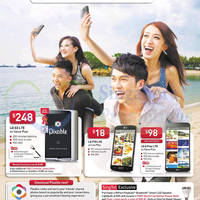 Read more about Singtel Smartphones, Tablets, Home / Mobile Broadband & Mio TV Offers 28 Jun - 4 Jul 2014