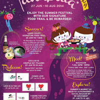 Read more about Liang Court Tanabata Promotions & Activities 27 Jun - 10 Aug 2014