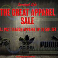 Read more about Limited Edt Great Apparel SALE 15 Jun 2014