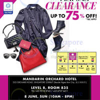 Read more about LovethatBag Branded Handbags Sale Up To 75% Off @ Mandarin Orchard 8 Jun 2014
