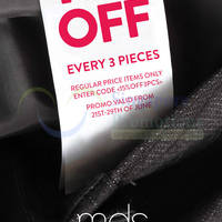 Read more about MDS Collections 15% OFF Storewide Promo 21 Jun 2014