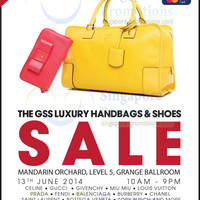 Read more about Brandsfever Handbags & Footwear Sale 13 - 15 Jun 2014