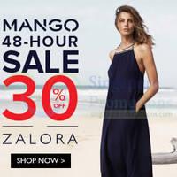 Read more about Mango 30% OFF 48hr Online SALE 4 - 5 Jun 2014