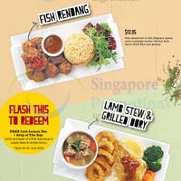 Read more about Manhattan Fish Market Free Iced Lemon Tea + Soup of The Day Coupon 25 Jun - 31 Jul 2014