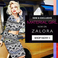 Read more about Material Girl Now Available Online 28 Jun 2014