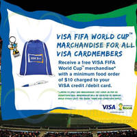 Read more about McDonald's McDelivery FREE Fifa World Cup Goodie For Visa Cardmembers 17 Jun 2014