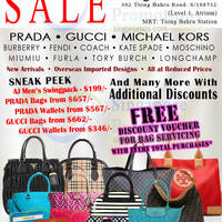 Read more about MyBagEmpire Branded Handbags & Accessories Sale 30 Jun - 6 Jul 2014