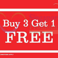 Read more about New Look Buy 3 Get 1 FREE Promo @ IMM 26 Jun - 9 Jul 2014