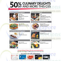 Read more about OCBC Up To 50% OFF Culinary Delights & More 20 Jun - 31 Jul 2014