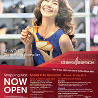 Read more about One Raffles Place Spend & Be Rewarded 19 Jun - 27 Jul 2014
