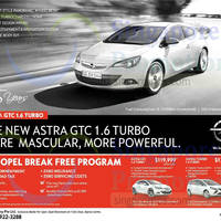 Read more about Opel Astra & Opel Zafira Tourer Features & Price 28 Jun 2014