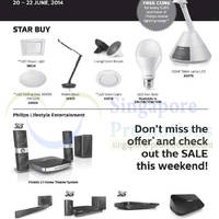 Read more about Philips Lighting & Lifestyle Products SALE @ Loyang 20 - 22 Jun 2014