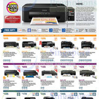 Read more about Epson Printers, Scanners, Labellers & Projectors Offers 18 Jun - 24 Aug 2014