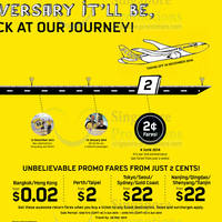 Read more about Scoot Airlines From Two Cents Air Fares Promo 4 - 5 Jun 2014