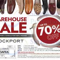 Read more about Rockport Warehouse SALE @ Safra Tampines 7 - 8 Jun 2014