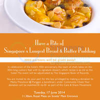 Read more about Royal Plaza on Scotts Bread & Butter Giveaway 17 Jun 2014