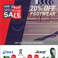 Read more about Running Lab 20% OFF Footwear Promo 3 - 13 Jun 2014