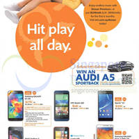 Read more about M1 Smartphones, Tablets & Home/Mobile Broadband Offers 28 Jun - 4 Jul 2014