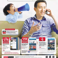 Read more about Singtel Smartphones, Tablets, Home / Mobile Broadband & Mio TV Offers 14 - 20 Jun 2014