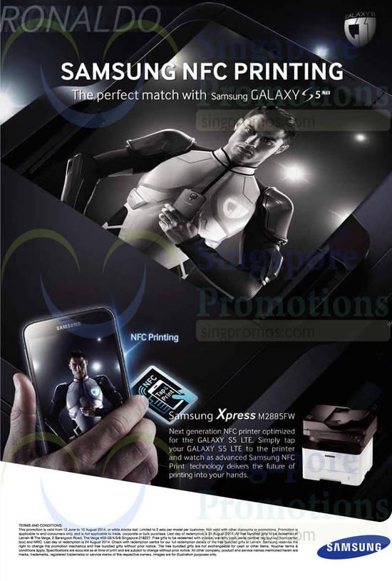 Samsung M2835rw Printer
