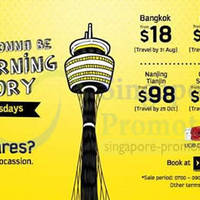 Read more about Scoot From $18 2hr Promo Air Fares 17 Jun 2014