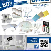 Read more about Sia Huat Warehouse SALE 3 - 6 Jul 2014