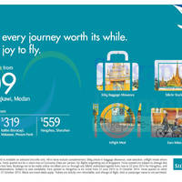 Read more about SilkAir From $209 Promo Air Fares 16 Jun - 15 Jul 2014