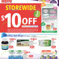 Read more about NTUC Unity Health Offers & Promotions 27 Jun - 24 Jul 2014