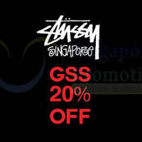 Read more about Stussy 20% OFF Past Season Items Promo 31 May - 30 Jun 2014