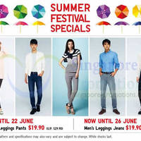 Read more about Uniqlo Islandwide Special Offers 20 - 26 Jun 2014