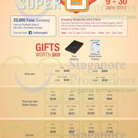 Read more about Nubox Apple MacBooks, iMacs & iPad Offers 9 - 30 Jun 2014