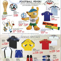 Read more about Takashimaya Football Fever Offers 5 - 17 Jun 2014