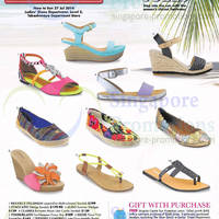 Read more about Takashimaya Hot Summer Soles Offers 20 Jun - 27 Jul 2014