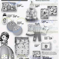 Read more about Disney's Sofia the First Themed Offers @ Takashimaya 19 Jun - 2 Jul 2014