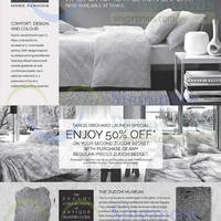 Read more about Zucchi 50% OFF Second Bedset Promo @ Tangs 27 Jun - 10 Jul 2014