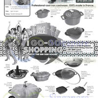 Read more about Staub Cast Iron Cookware Offers @ Tangs 6 Jun 2014