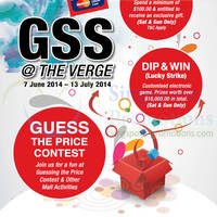 Read more about The Verge Great Singapore Sale 7 Jun - 13 Jul 2014