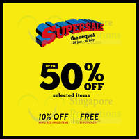 Read more about The Wallet Shop Up To 50% OFF Storewide Promo 26 Jun - 30 Jul 2014