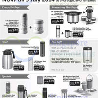 Read more about Thermos SALE @ BHG Bugis & Tampines 27 Jun - 9 Jul 2014