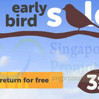 Read more about TigerAir Pay To Go & Return For FREE Promo 30 Jun - 2 Jul 2014