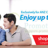 Read more about Toshiba Online Store Up to 20% OFF For ANZ Cardmembers 4 - 30 Jun 2014