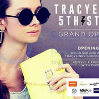Read more about Tracyeinny 5th Store Grand Opening Promo 13 Jun 2014