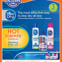 Read more about Guardian Health, Beauty & Personal Care Offers 20 - 26 Jun 2014