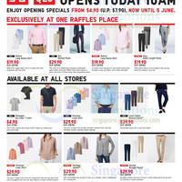 Read more about Uniqlo Islandwide Special Offers 3 - 5 Jun 2014