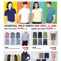 Read more about Uniqlo Islandwide Special Offers 6 - 12 Jun 2014