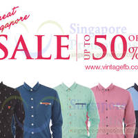 Read more about Vintage:FB Up To 50% OFF Promo 18 Jun 2014