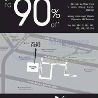 Read more about Branded Warehouse Sale 19 - 22 Jun 2014