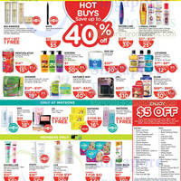 Read more about Watsons Personal Care, Health, Cosmetics & Beauty Offers 19 - 25 Jun 2014